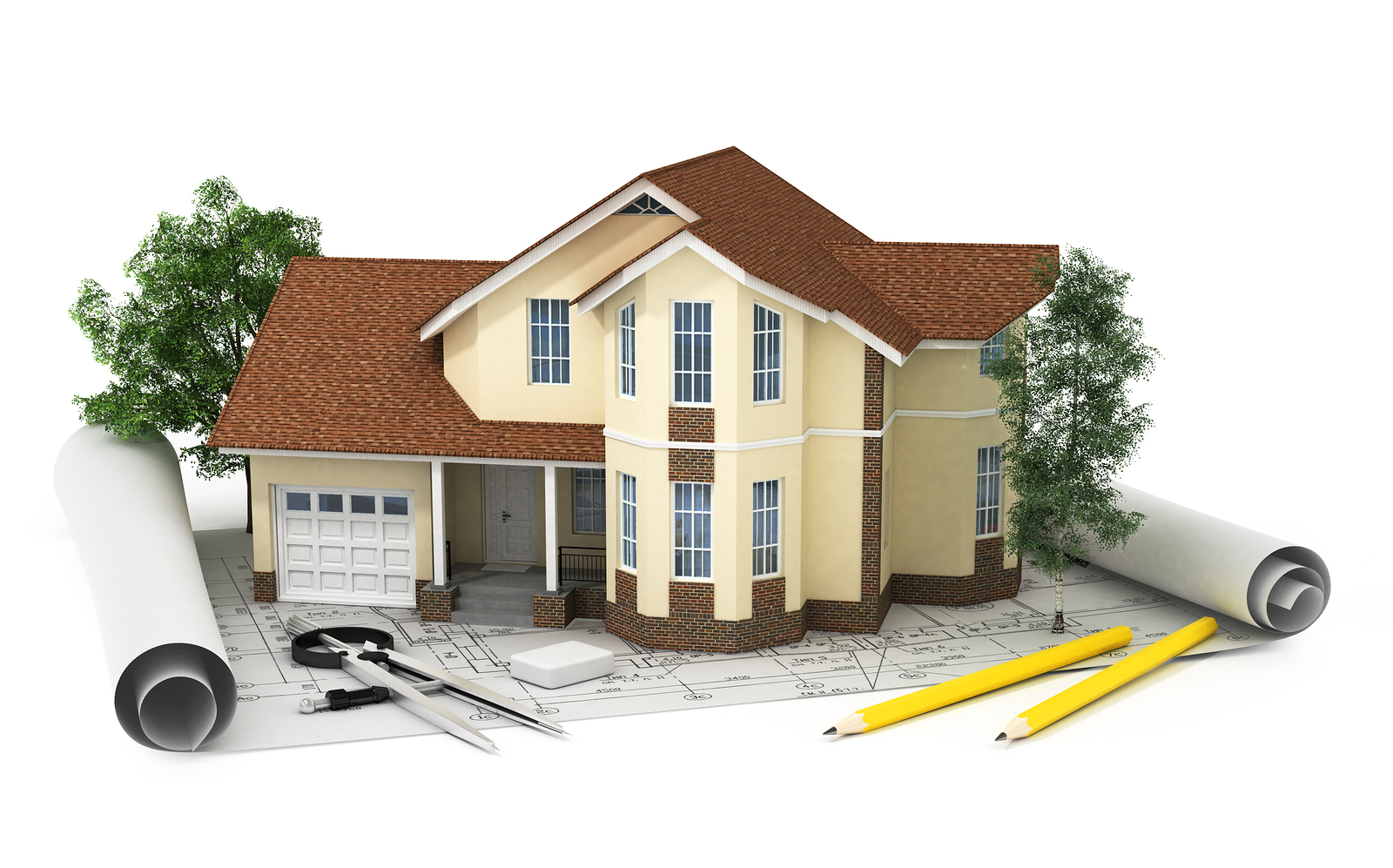 Cost effective architectural design and plans from a real for 3d garage builder